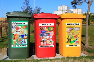 Recycing business waste